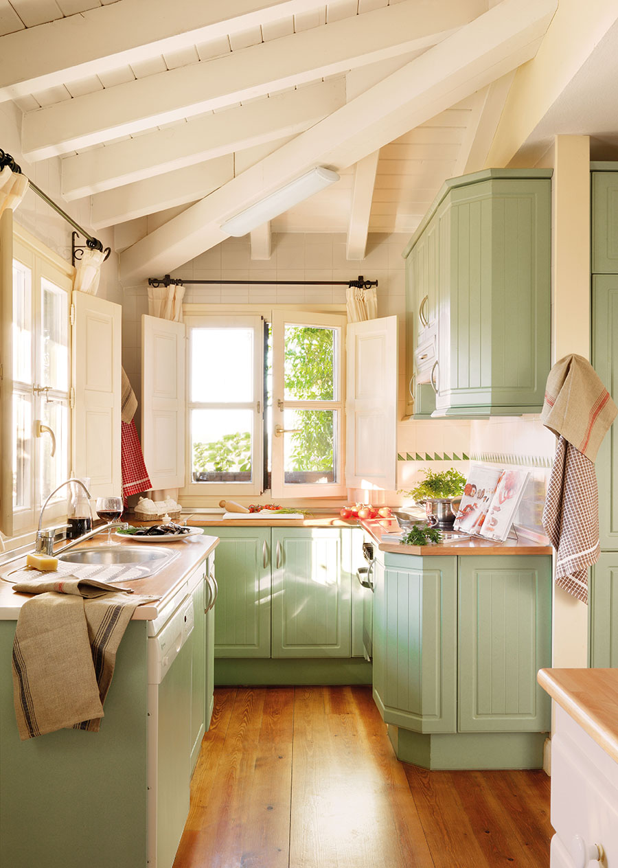 Dinna cocinas decoracion y cocina dinna tenerife blog cocinas de madera blanco verde dinna cocinas modernas diseño de cocinas