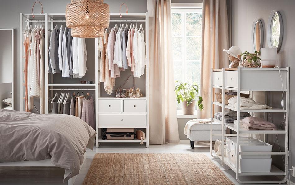 Vestidor abierto tipos de vestidores segun espacio y diseño dinna decoracion y cocinas tenerife vestidores a medida dinna cocinas dinna blog vestidor o armario