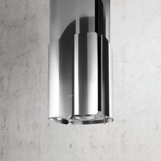 chrome 69315976C campana extractoras de diseño marca elica fabrizio prix ye feel om air electrodomesticos dinna cocinas blog tenerife